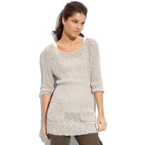 Free People Up In The Clouds Sweater Tunic